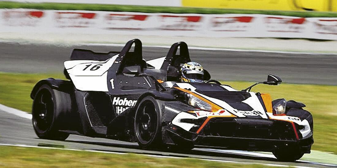 Hohenester-KTM X-Bow
