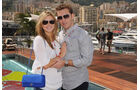 Holly Valance Nick Candy GP Monaco 2010