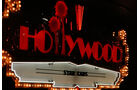 Hollywood Star-Cars-Schild im Petersen Automotive Museum