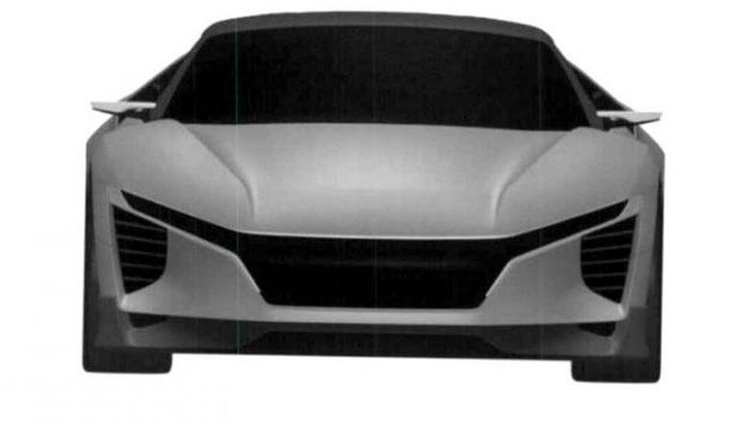 Honda Baby-NSX