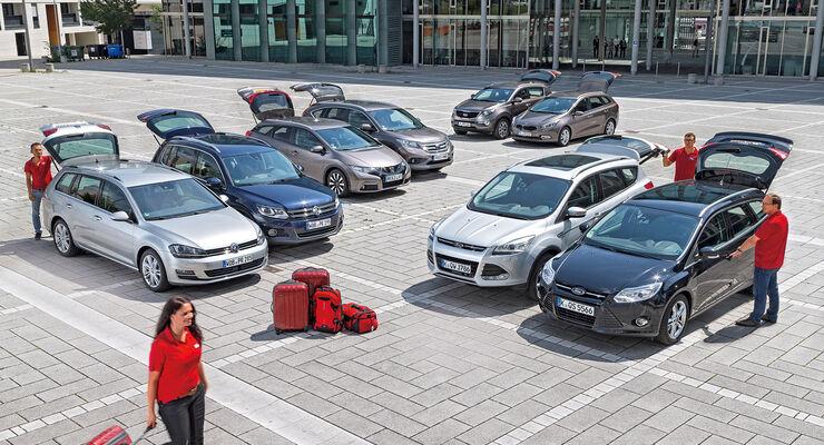 Honda CR-V 1.6i-DTEC, Honda Civic Tourer 1.6i-DTEC