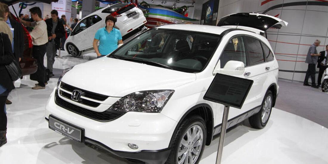 Honda CR-V IAA
