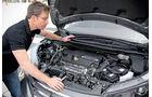 Honda CR-V, Motor
