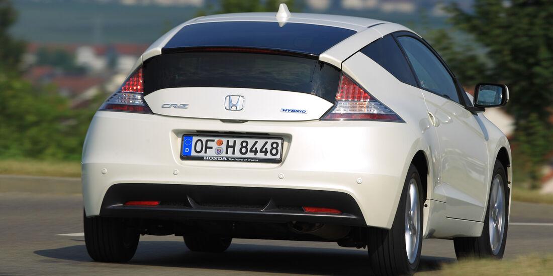 Honda CR-Z 1.5 i-VTEC Sport, Heckansicht