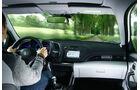 Honda CR-Z GT, Cockpit