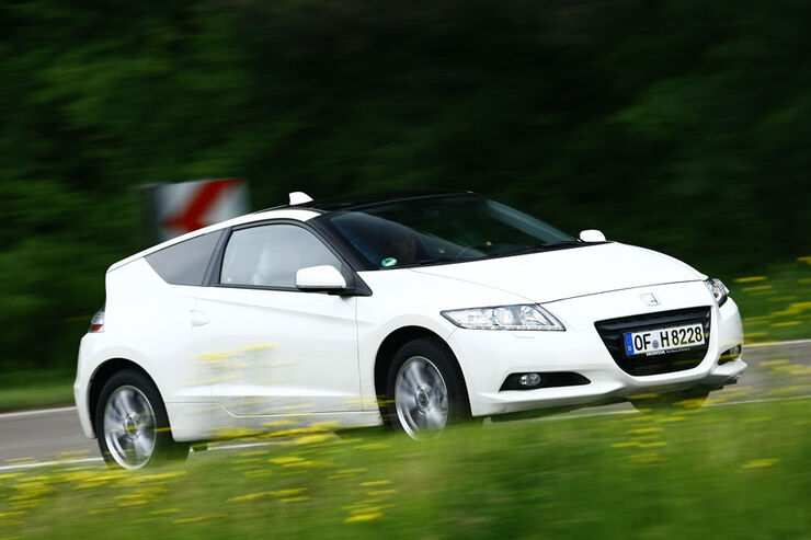 honda cr z gt im test kompaktes sportcoup mit. Black Bedroom Furniture Sets. Home Design Ideas