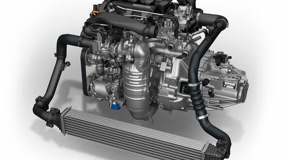 Honda Civic 1,5-Liter-Motor 2018 (US)