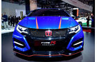 Honda Civic Type R, Kompaktsportler, Paris, Pariser Autosalon 2014