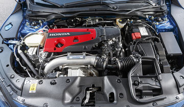 Honda Civic Type R, Motor