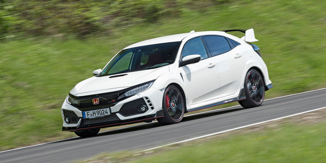Honda Civic Type R - Serie - Kompaktwagen ueber 35000 Euro - sport auto Award 2019