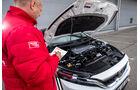 Honda Clarity Fuel Cell, Motor