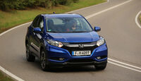 Honda HR-V, Frontansicht