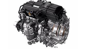 Honda Hybridmotor 2018