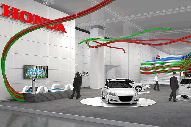 Honda IAA-Stand
