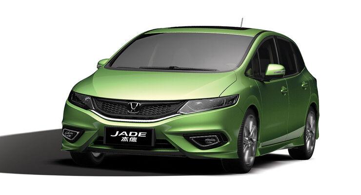 Honda Jade Shanghai 2013