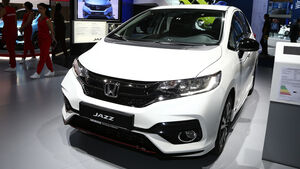 Honda Jazz Facelift 2017