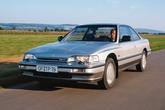 Honda Legend Coupé, Frontansicht