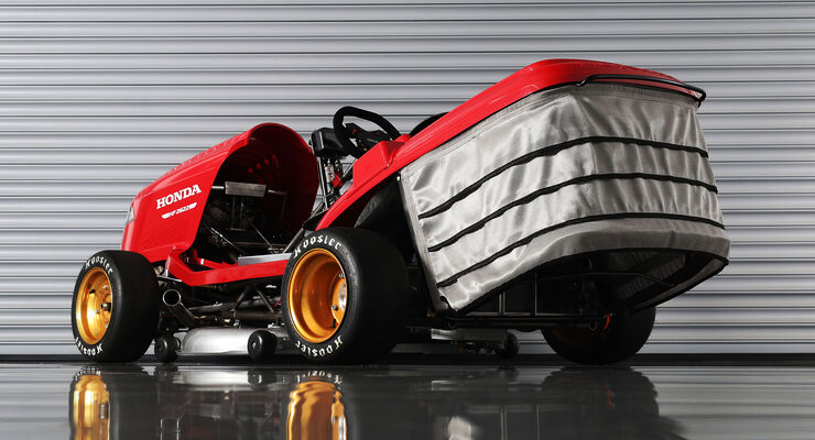 Honda Mean Mower MK2 (2018)