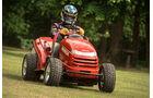 Honda Mean Mower Rasenmähertraktor