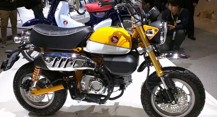 Honda Monkey Concept