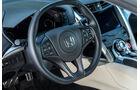 Honda NSX, Lenkrad