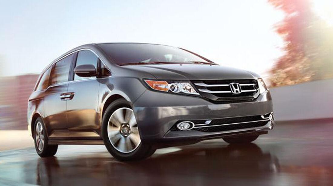 Honda Odyssey 2015 USA
