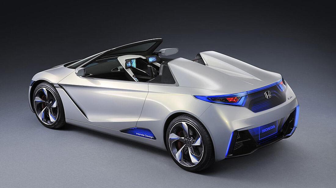 Honda Small Sports EV