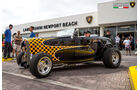 Hot Rod - 200 mph Supercarshow - Newport Beach - Juli 2016