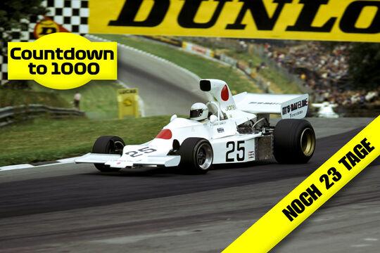 Howden Ganley - Maki F101