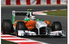 Hülkenberg GP Spanien 2011