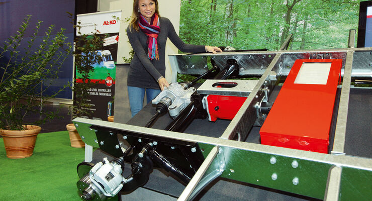 Hybridantrieb bei Wohnmobilen