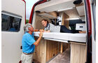 Hymer Car Grand Canyon, Caravan Salon 2016