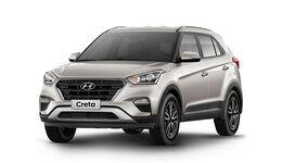 Hyundai Creta Brasilien