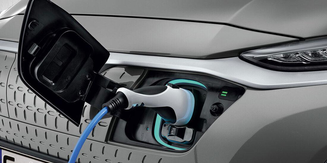 Hyundai Elektroauto laden
