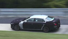 Hyundai Equus erlkönig