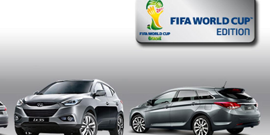 Hyundai FIFA World Cup Edition Sondermodelle