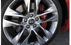Hyundai Genesis Coupé GT, Rad, Felge