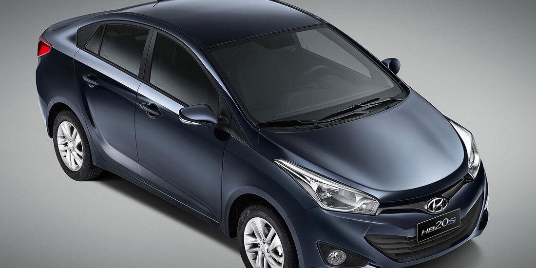 Hyundai HB20S Brasilien
