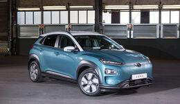 Hyundai Kona Elektro Front