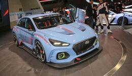 Hyundai RN30 Concept Paris 2017