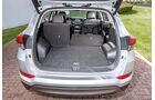Hyundai Tucson 1.6 Turbo 4WD, Kofferraum