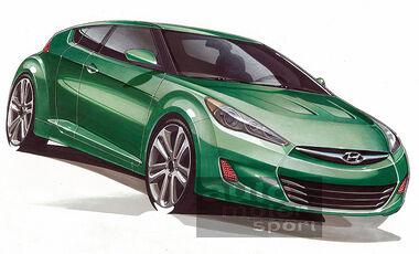 Hyundai Veloster News Auto Motor Und Sport