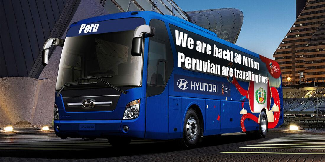 Hyundai WM-Busse Slogan Peru