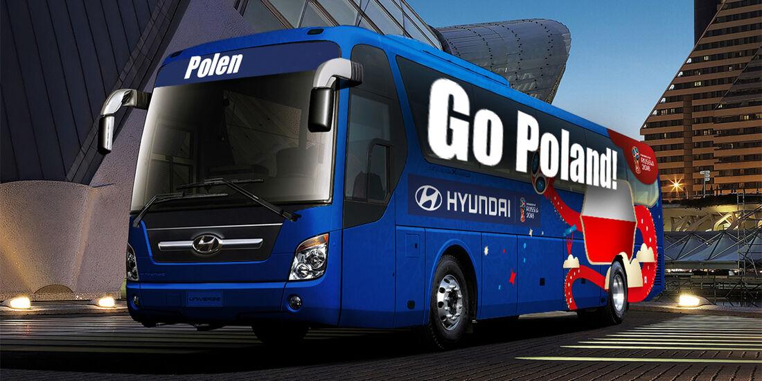 Hyundai WM-Busse Slogan Polen