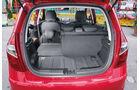 Hyundai i10 1.1 Style, Kofferraum, Sitz umklappbar