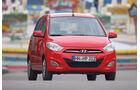 Hyundai i10, Frontansicht