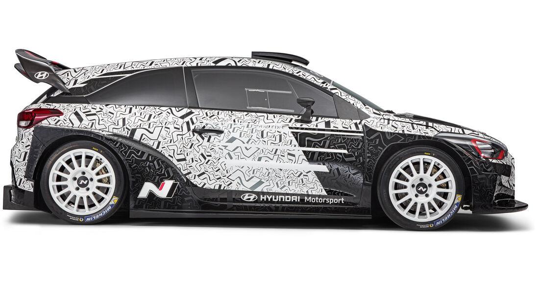 Hyundai i20 WRC 2017 (Preview)