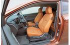 Hyundai i30 1.6 CRDi Coupé, Fahrersitz