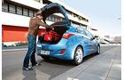 Hyundai i30 1.6 CRDi Trend, Heckkappe, Kofferraum