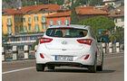 Hyundai i30 1.6 GDi, Heckansicht
